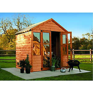 Wickes Summerhouse Dorset 2.1x1.8m