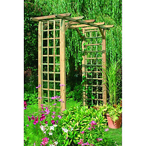 Image of Forest Garden Bizet Arch Natural