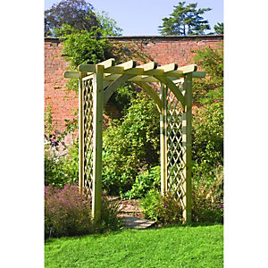 Image of Forest Garden Grieg Arch Natural