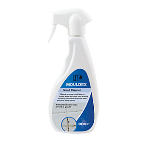 LTP Mouldex Grout Cleaner Spray 500ml