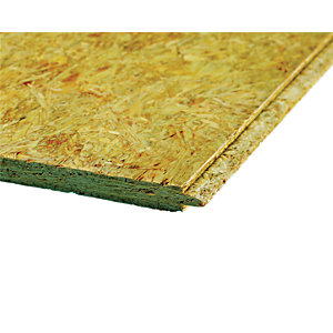 OSB 3 Structural Tongued & Grooved Board 18mm x 590mm x 2400mm
