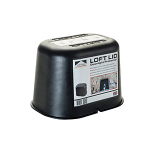 LoftLeg Loft Lid Downlight Protector