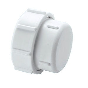 Wickes/Building & Timber Products/Guttering & Drainage/McAlpine Blanking Cap 32mm S23U