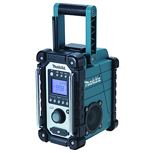 Makita DMR102 Job Site AM/FM Radio