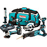 Makita DLX6000M 18v LXT 6 Piece Kit