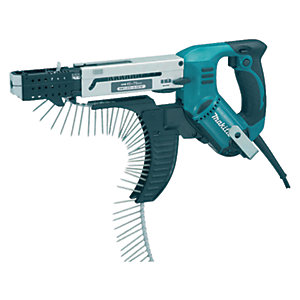 Makita 470W AutoFeed Screwdriver 110V 6844