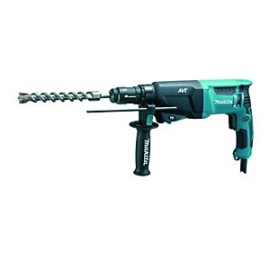Makita 800W SDS+ Rotary Hammer Drill 240V HR2611FT