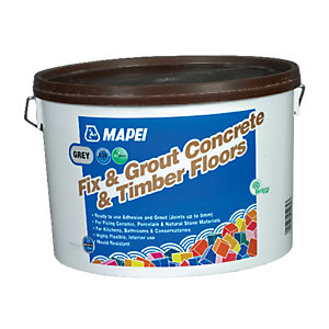 Mapei Fix & Grout for Concrete and Wooden Floors 15kg