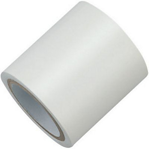 Manrose PVC Tape White 50mm x 5m