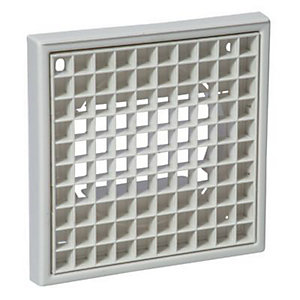 Manrose Egg Crate Grille 100mm