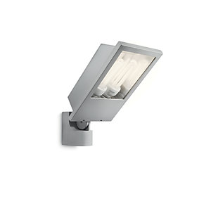 Philips Botanic Wall Floodlight Grey