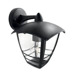 Philips Creek Wall Lantern Black
