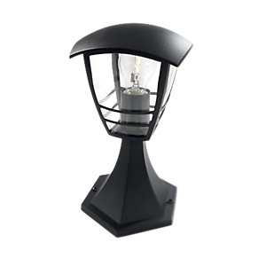 Philips Creek Pedestal Black 175mm