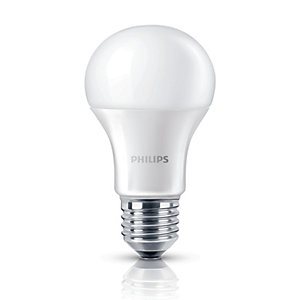 Philips ES  LED A-shape Non-dimmable Bulb 3 Pack 9W