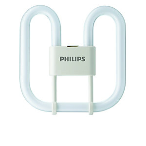 Philips 16W Double-D 4 Pin CFL Bulb