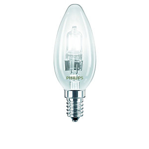 Philips 42W SES Halogen Candle Bulb