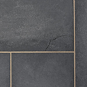 Marshalls Fairstone Black Limestone 560mm x 560mm x 22mm