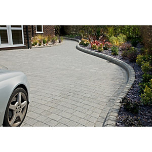Marshalls Argent Driveway Pack 10.75m2 - Light