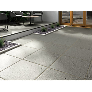 Marshalls Argent Coarse 600 x 600 x 38mm Single- Dark Grey