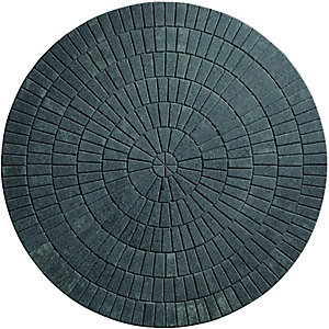 Wickes Block Paving Brindle Circle Kit 2600xx2600mm