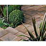 Wickes Wentworth Paving 300x300mm Calder Brown 44 Pack