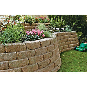 Marshalls Croft Stone Walling 300 x 170mm Pack 90 - Weathered