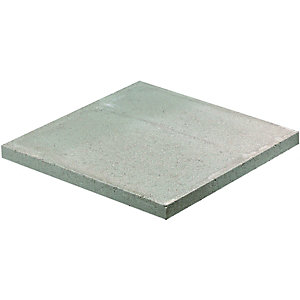 Wickes Derby Utility Paving Slab 400x400mm Grey Single