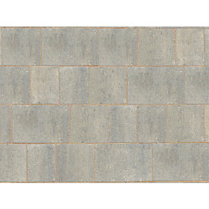 Marshalls Drivesett Savanna Pennant Grey 50mm x 240mm x 160mm