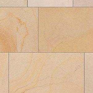 Marshalls Fairstone Sawn Golden Sand Multi 845 x 560 x 22mm