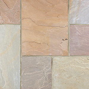 Marshalls Fairstone Riven Autumn Bronze Multi Project Pack 16m²