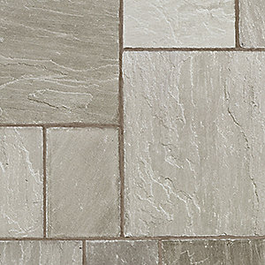 Marshalls Fairstone Riven Silver Birch Multi Project Pack 16m²