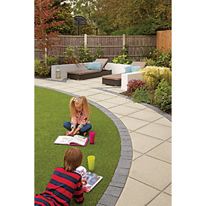 Marshalls Saxon Natural 300 x 300 x 35mm PK60