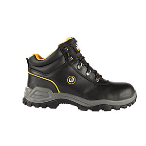 Rhino Scrum Safety Boots Black