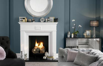 Explore Luxuriously decadent paint