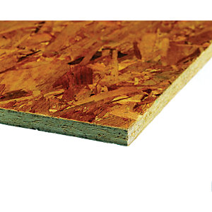 OSB 3 Conditioned Oriented Strand Board 18mm x 1220mm x 2440mm