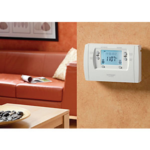 Honeywell Home Expert 7 Day 2 Channel Timer