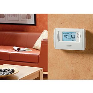 Honeywell Home Expert 7 day programmable thermostat (XL display)