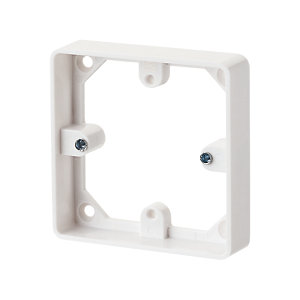 MK Mounting Frame 1 Gang 20mm