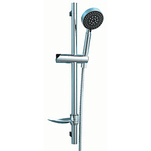 iflo Three Mode Chrome Shower Kit- Shower Accessory