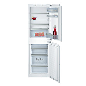 Neff 50/50 Frost Free Fridge Freezer White