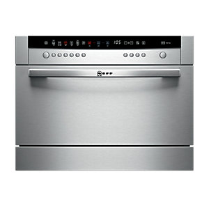 Neff S65M63N1GB Compact Dishwasher 600mm