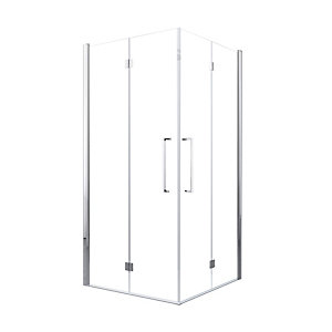 Novellini Y22GS75LD-1K Young 75 77 Bifold Door Rh Excluding Side Panel