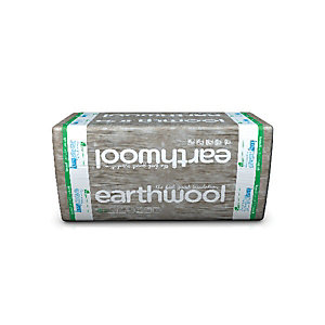 Knauf Earthwool Flexible Slab 8.64m2 50mm