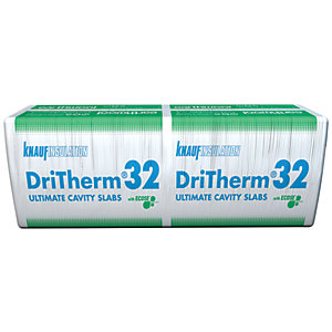 Knauf Earthwool DriTherm 32 Ultimate