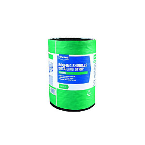 Wickes Detailing Strip for Green Roofing Shingles 0.3 x 7.5m