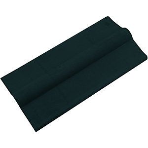 Wickes Black Ridge Piece for Bitumen Corrugated Sheets 485 x 1000mm