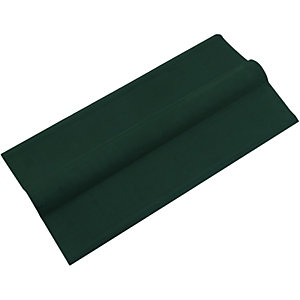 Wickes Green Ridge Piece for Bitumen Corrugated Sheets 485 x 1000mm