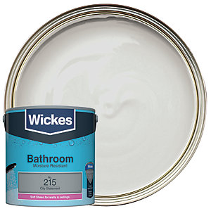 Wickes Bathroom Soft Sheen City Statement 2.5L
