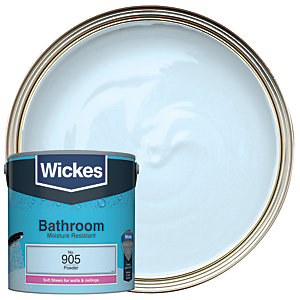Wickes Bathroom Soft Sheen Powder 2.5L