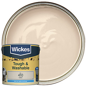 Wickes Durable Matt Calico 2.5L